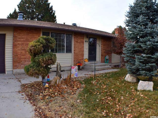 870 W 775 N, Clearfield, UT 84015 (#1642983) :: Big Key Real Estate