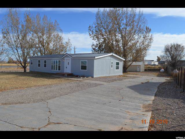 1466 E 5800 S, Vernal, UT 84078 (#1642986) :: Big Key Real Estate