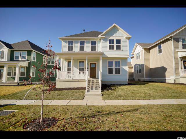 1971 W Joseph Acers Rd #506, Kaysville, UT 84037 (#1642990) :: Doxey Real Estate Group