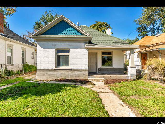 742 S 800 W, Salt Lake City, UT 84104 (#1642992) :: Doxey Real Estate Group