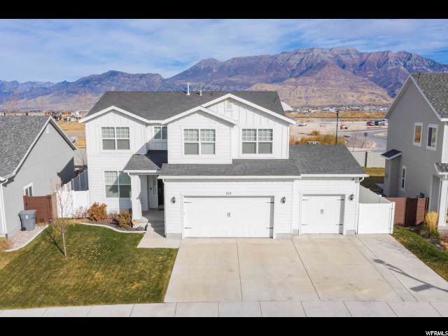 313 E 370 N, Vineyard, UT 84059 (#1642994) :: Doxey Real Estate Group