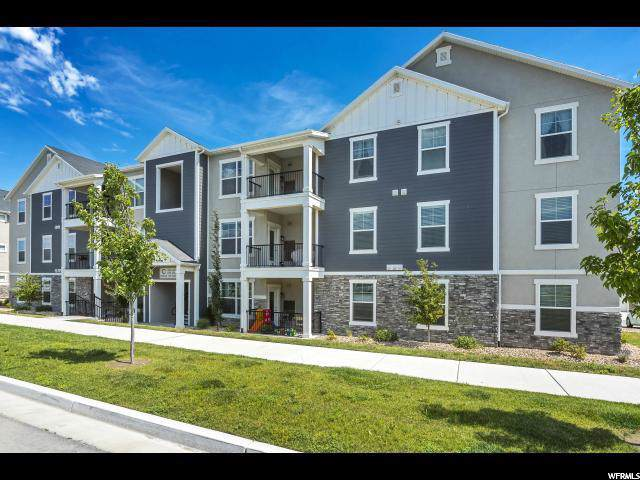 13232 S Andros Ln W C201, Herriman, UT 84096 (#1642996) :: Doxey Real Estate Group