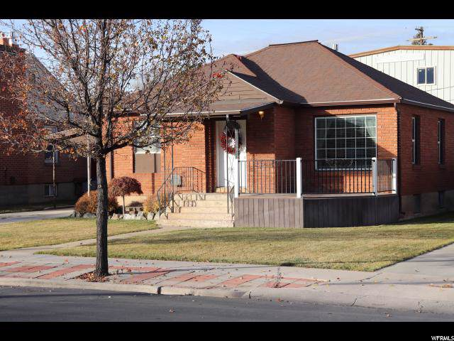 657 N 100 E, Spanish Fork, UT 84660 (#1643001) :: Doxey Real Estate Group