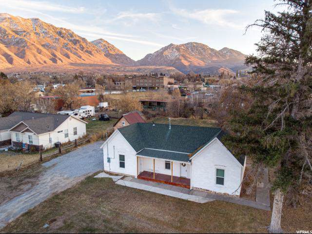 95 W 100 N, Santaquin, UT 84655 (#1643005) :: Doxey Real Estate Group