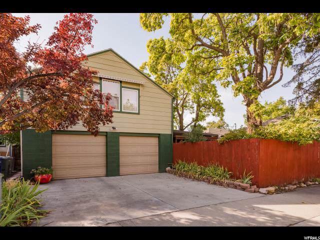 738 E 1700 S, Salt Lake City, UT 84105 (#1643007) :: Doxey Real Estate Group