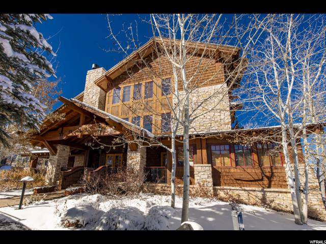 7715 Village Way #304, Park City, UT 84060 (#1643014) :: Doxey Real Estate Group