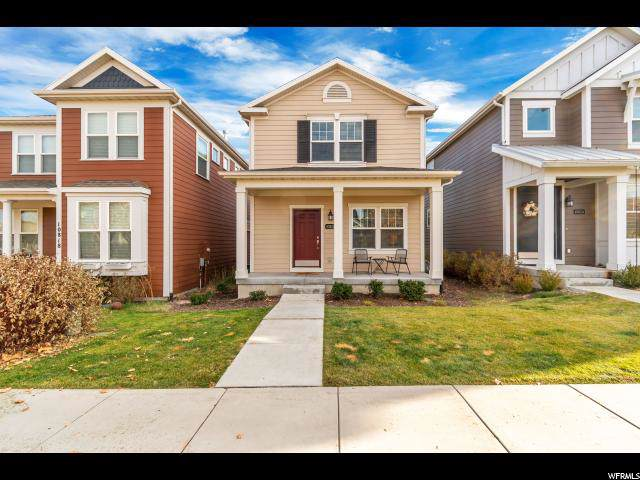 10822 S Tahoe Way W, South Jordan, UT 84095 (#1643021) :: Colemere Realty Associates