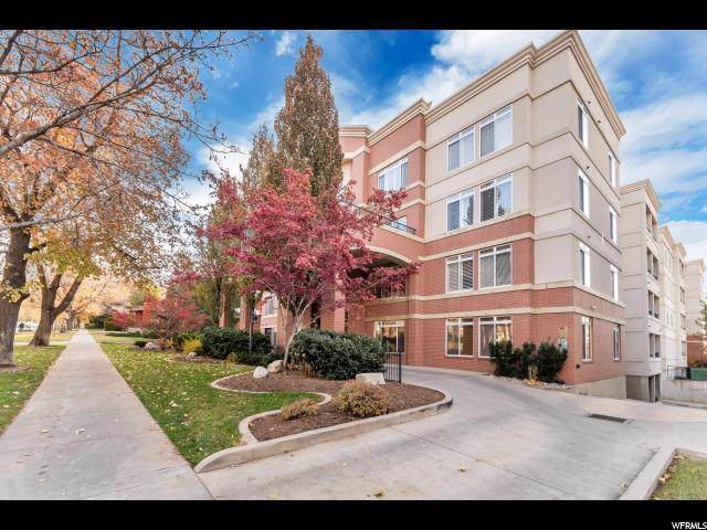 838 E South Temple S #202, Salt Lake City, UT 84102 (#1643023) :: Colemere Realty Associates
