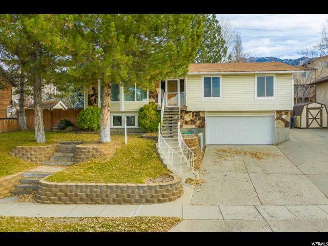 11333 S Windy Peak Ridge Dr, Sandy, UT 84094 (#1643065) :: Big Key Real Estate