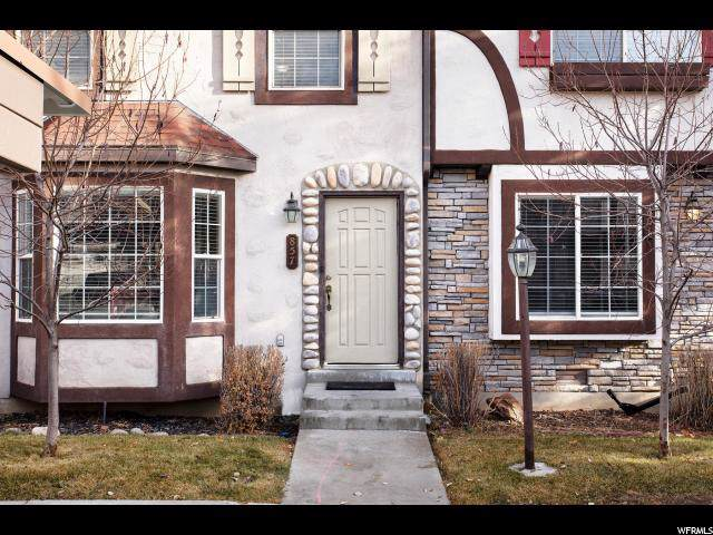 857 E Zurich Ln, Midway, UT 84049 (#1643070) :: Big Key Real Estate