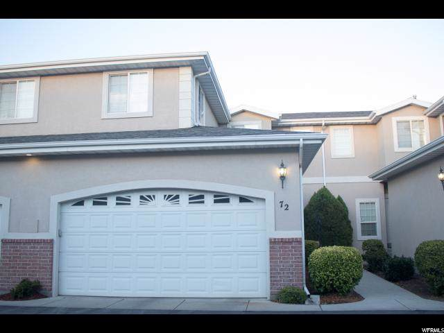 72 N 380 W, Orem, UT 84057 (#1643076) :: Big Key Real Estate
