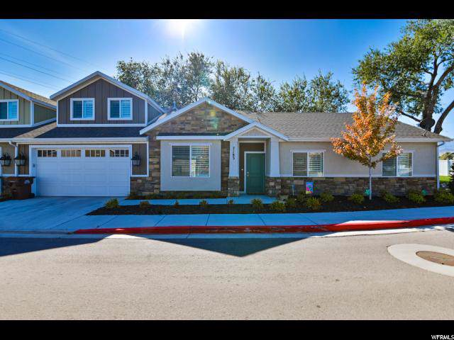7183 W Oromia Way S #8, West Valley City, UT 84128 (#1643083) :: Colemere Realty Associates
