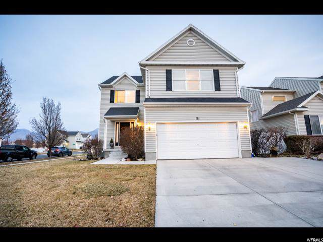 111 N Kintail St, Saratoga Springs, UT 84043 (#1643084) :: Colemere Realty Associates