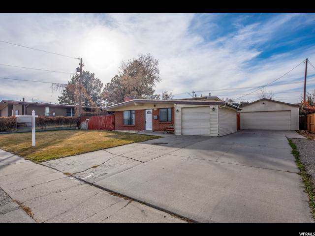 4306 S 1670 W, Taylorsville, UT 84123 (#1643096) :: Colemere Realty Associates
