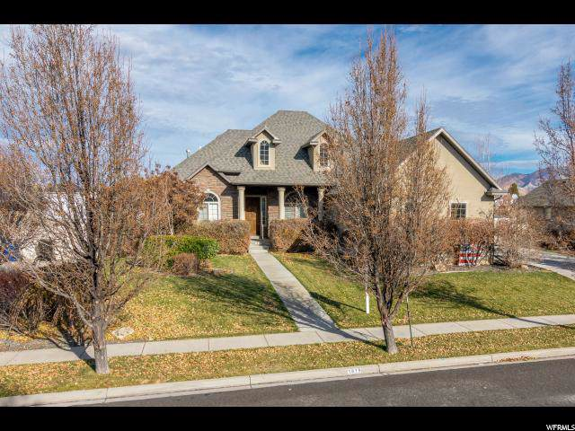 1819 E 1400 S, Spanish Fork, UT 84660 (#1643102) :: Colemere Realty Associates