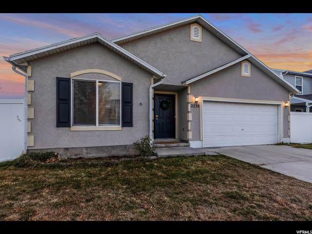 2238 E Lennox Ln, Saratoga Springs, UT 84045 (#1643113) :: Big Key Real Estate