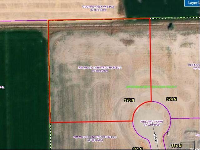 375 N 140 W, Fielding, UT 84311 (MLS #1643116) :: Lawson Real Estate Team - Engel & Völkers