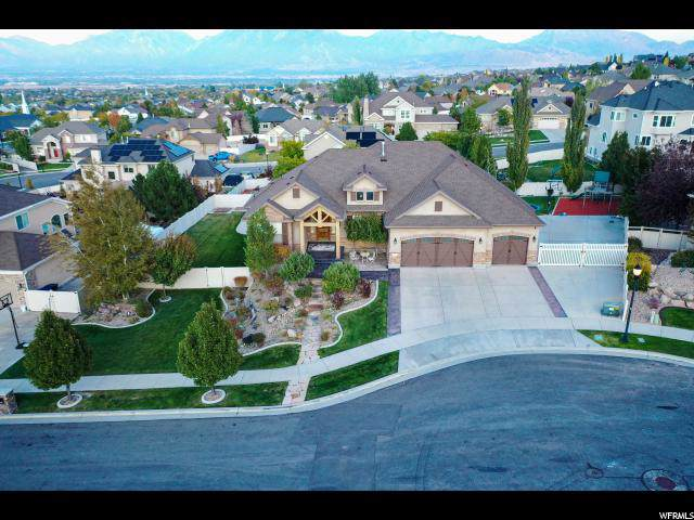 14263 S School House Cir W, Herriman, UT 84096 (#1643119) :: Big Key Real Estate