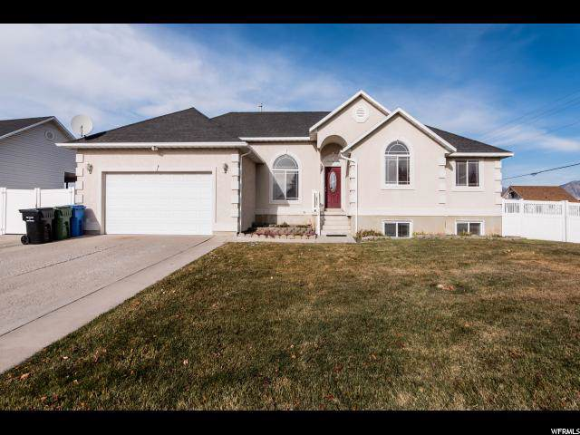 815 W 2550 S, Nibley, UT 84321 (#1643128) :: The Fields Team