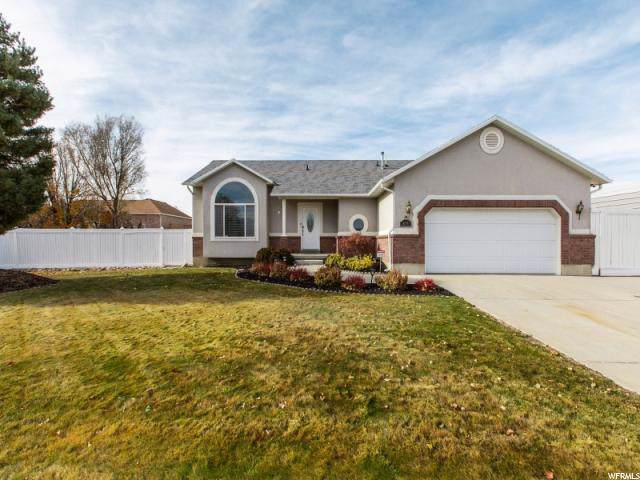 8244 S 5060 W, West Jordan, UT 84081 (#1643164) :: goBE Realty