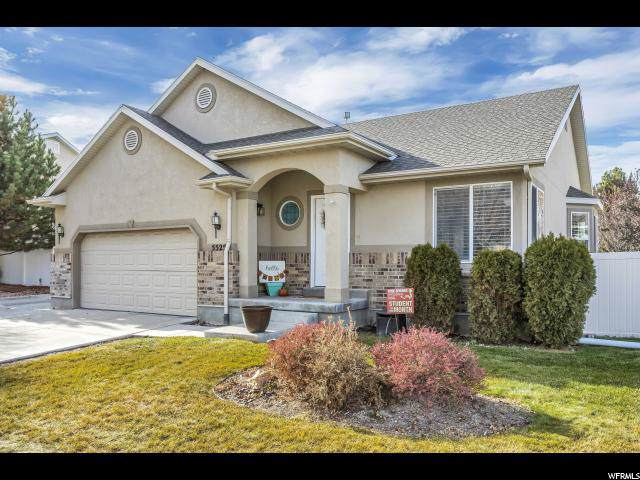 5525 N Hampton Way E, Stansbury Park, UT 84074 (#1643171) :: Red Sign Team