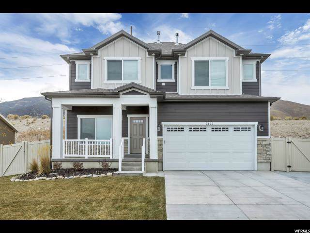 3233 S Deer Canyon Dr, Saratoga Springs, UT 84045 (#1643178) :: Doxey Real Estate Group
