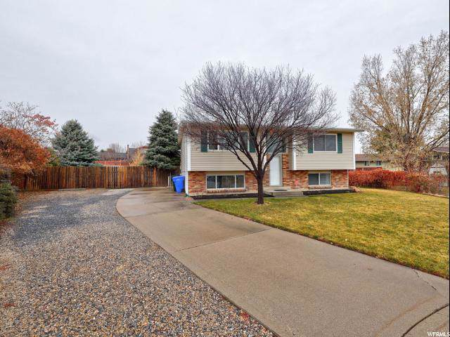 3880 W Carolina Dr S, West Jordan, UT 84084 (#1643187) :: goBE Realty