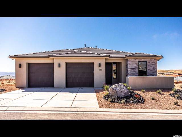 1011 W Tranquillo St, Washington, UT 84780 (#1643189) :: The Fields Team