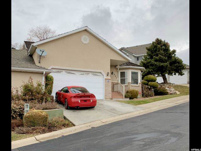 985 E Brookhaven Dr, Kaysville, UT 84037 (#1643206) :: Colemere Realty Associates