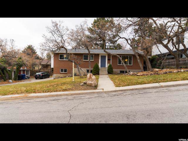 2925 E Bonnie Brae Ave S, Holladay, UT 84124 (#1643223) :: Red Sign Team