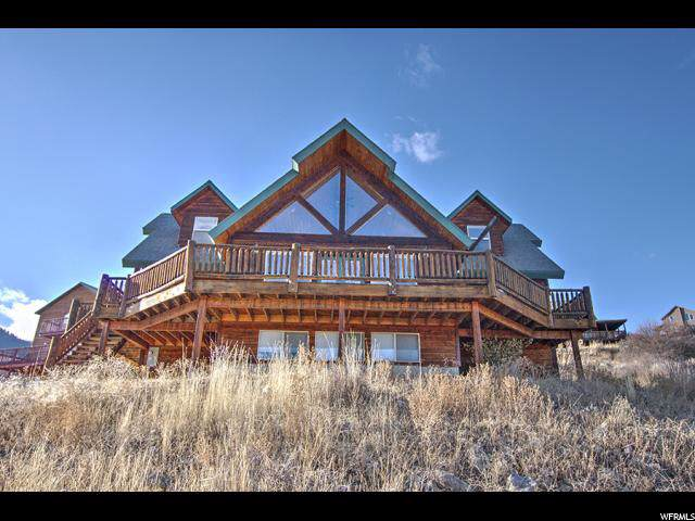 61 Mule Deer Cir, Fish Haven, ID 83287 (#1643231) :: Red Sign Team