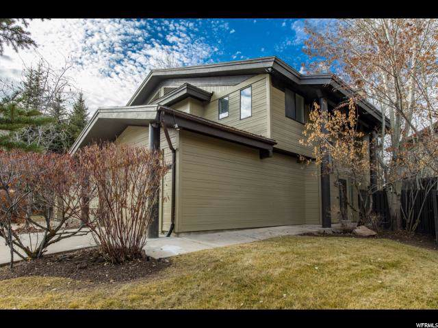 2603 Cottage Loop #50, Park City, UT 84098 (#1643263) :: Big Key Real Estate