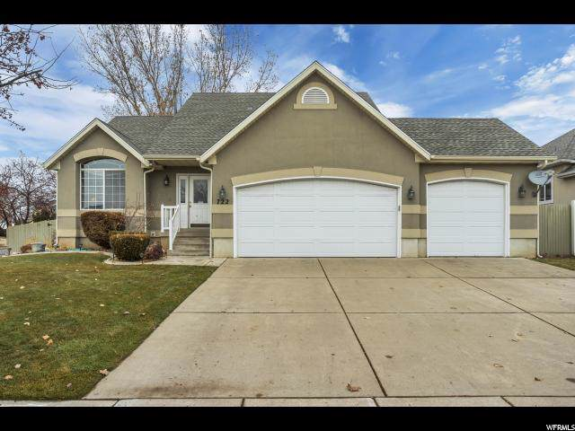 722 W 2175 N, Layton, UT 84041 (#1643268) :: Red Sign Team