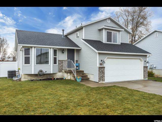 1018 Meadow Dr, Layton, UT 84041 (#1643280) :: Colemere Realty Associates