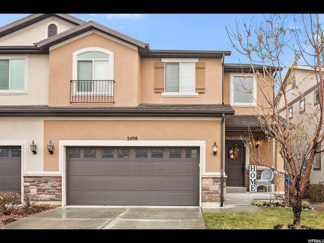 2498 N Sunset Vw, Lehi, UT 84043 (#1643281) :: Colemere Realty Associates