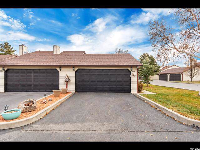 3631 S 2045 W #53, West Valley City, UT 84119 (#1643282) :: Colemere Realty Associates