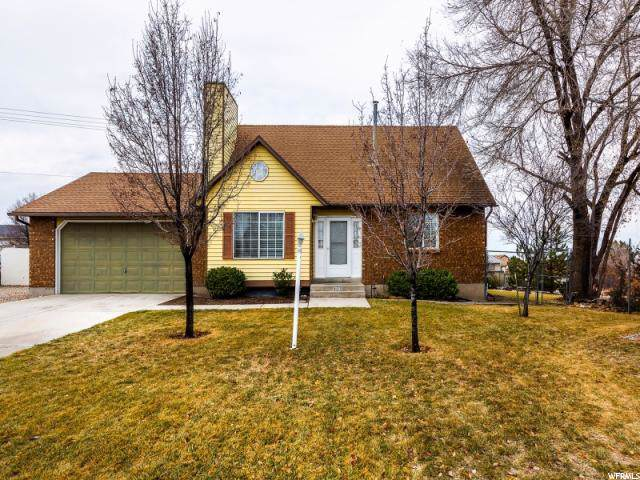 6378 W 4215 S, West Valley City, UT 84128 (#1643283) :: Colemere Realty Associates