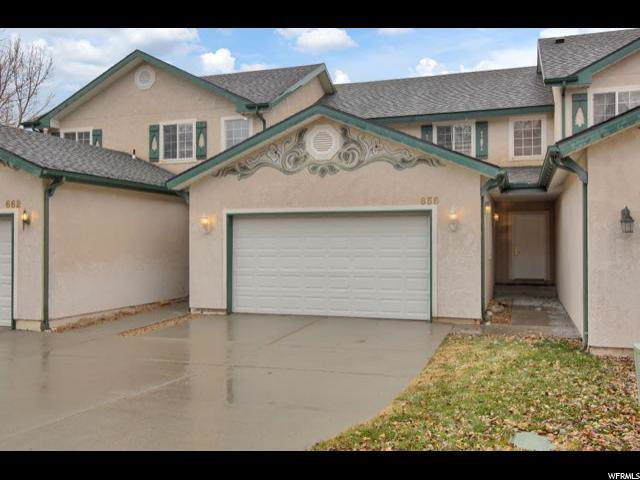 656 N 776 W, Midway, UT 84049 (#1643287) :: Big Key Real Estate