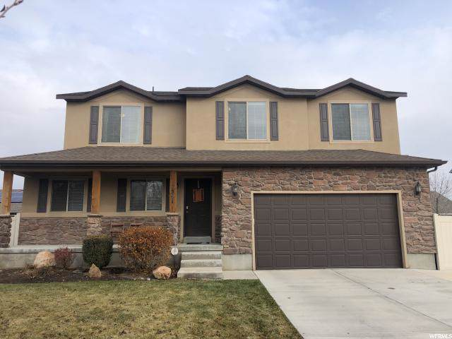 7591 S 4770 W, West Jordan, UT 84084 (#1643301) :: goBE Realty