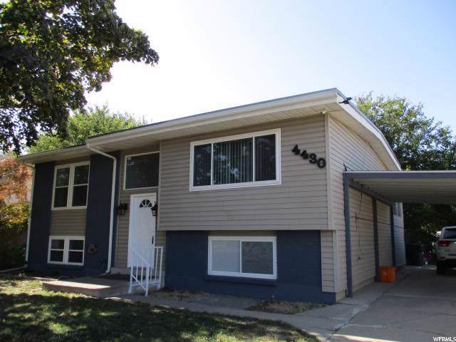 4430 S 4800 W, Salt Lake City, UT 84120 (#1643312) :: Big Key Real Estate