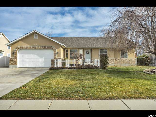 9493 S 4030 W, South Jordan, UT 84009 (#1643318) :: Colemere Realty Associates