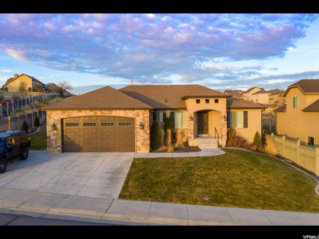 9004 N Spy Glass Dr, Eagle Mountain, UT 84005 (#1643325) :: Colemere Realty Associates