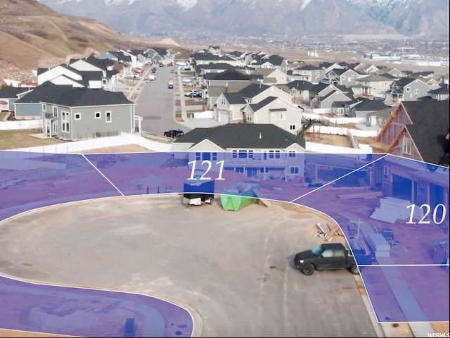943 W Seasons View Ct, Lehi, UT 84043 (#1643356) :: Colemere Realty Associates