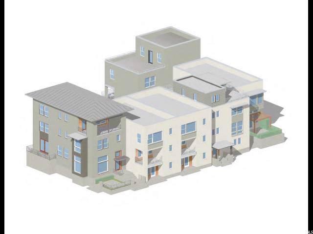 4586 W Daybreak Rim Way S #396, South Jordan, UT 84009 (#1643365) :: Doxey Real Estate Group