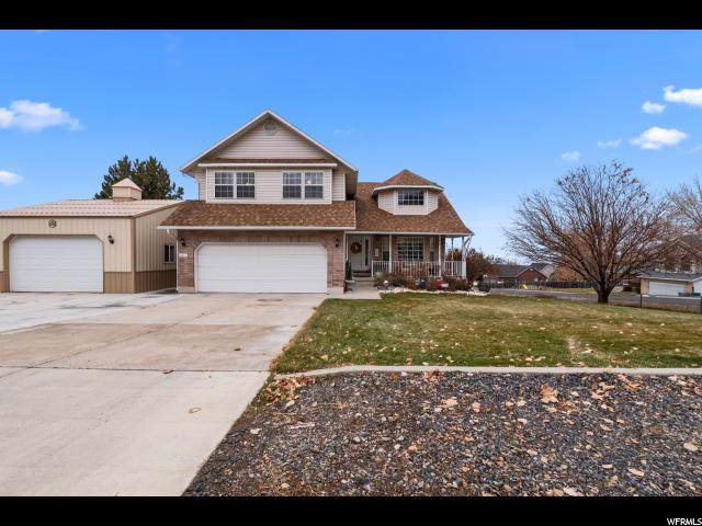 287 Park Dr, Elk Ridge, UT 84651 (#1643380) :: Keller Williams Legacy