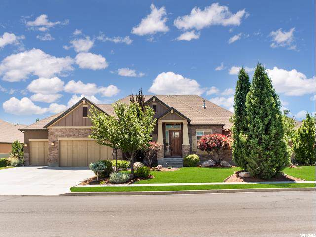 145 N Vista View Dr, Kaysville, UT 84037 (#1643381) :: Colemere Realty Associates