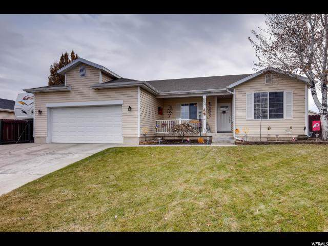 8659 W Redbud Way S, Magna, UT 84044 (#1643382) :: Colemere Realty Associates