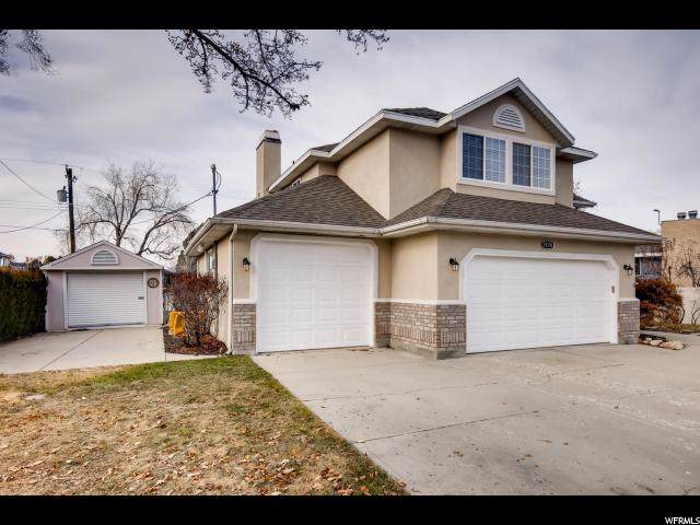 7974 S Willow Stream E, Sandy, UT 84093 (#1643386) :: Red Sign Team