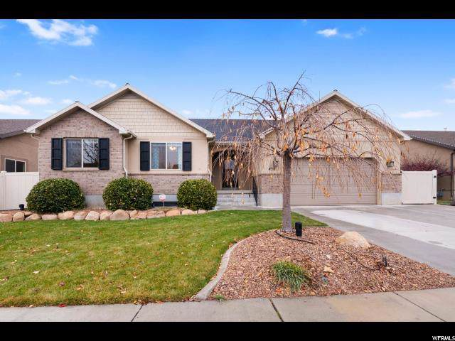 438 W 390 S, Spanish Fork, UT 84660 (#1643427) :: Big Key Real Estate