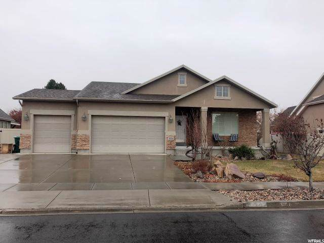1058 W Aaron Cir S, Murray, UT 84123 (#1643434) :: Red Sign Team